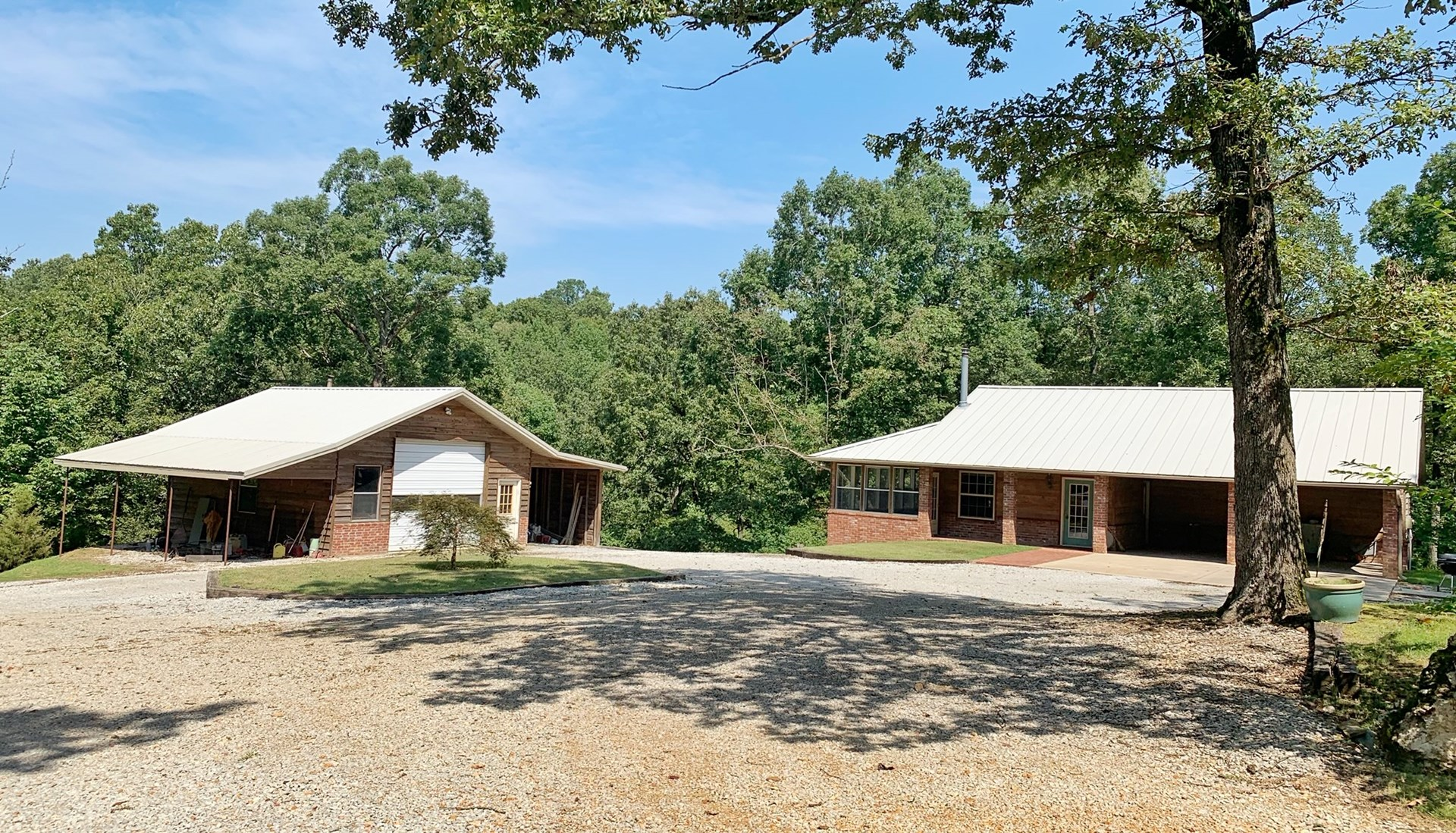 Pocahontas, AR Country Home With Acreage For Sale