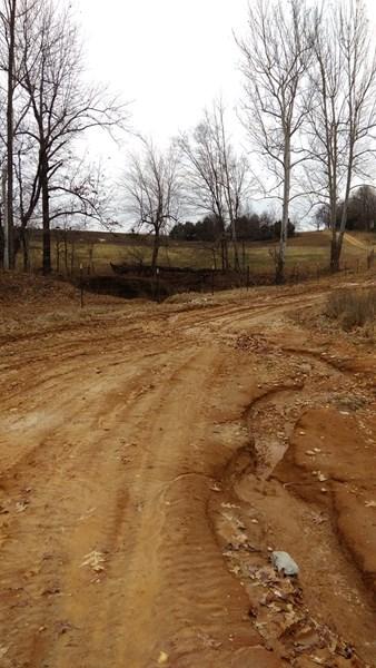 Large Easement Road