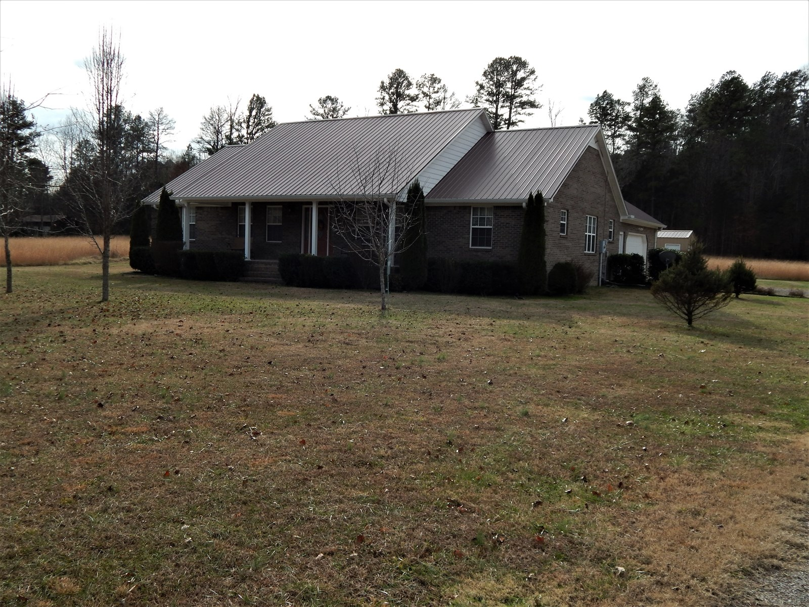 SOLD! Brick Ranch Country Home 5 Acre Middle Tn