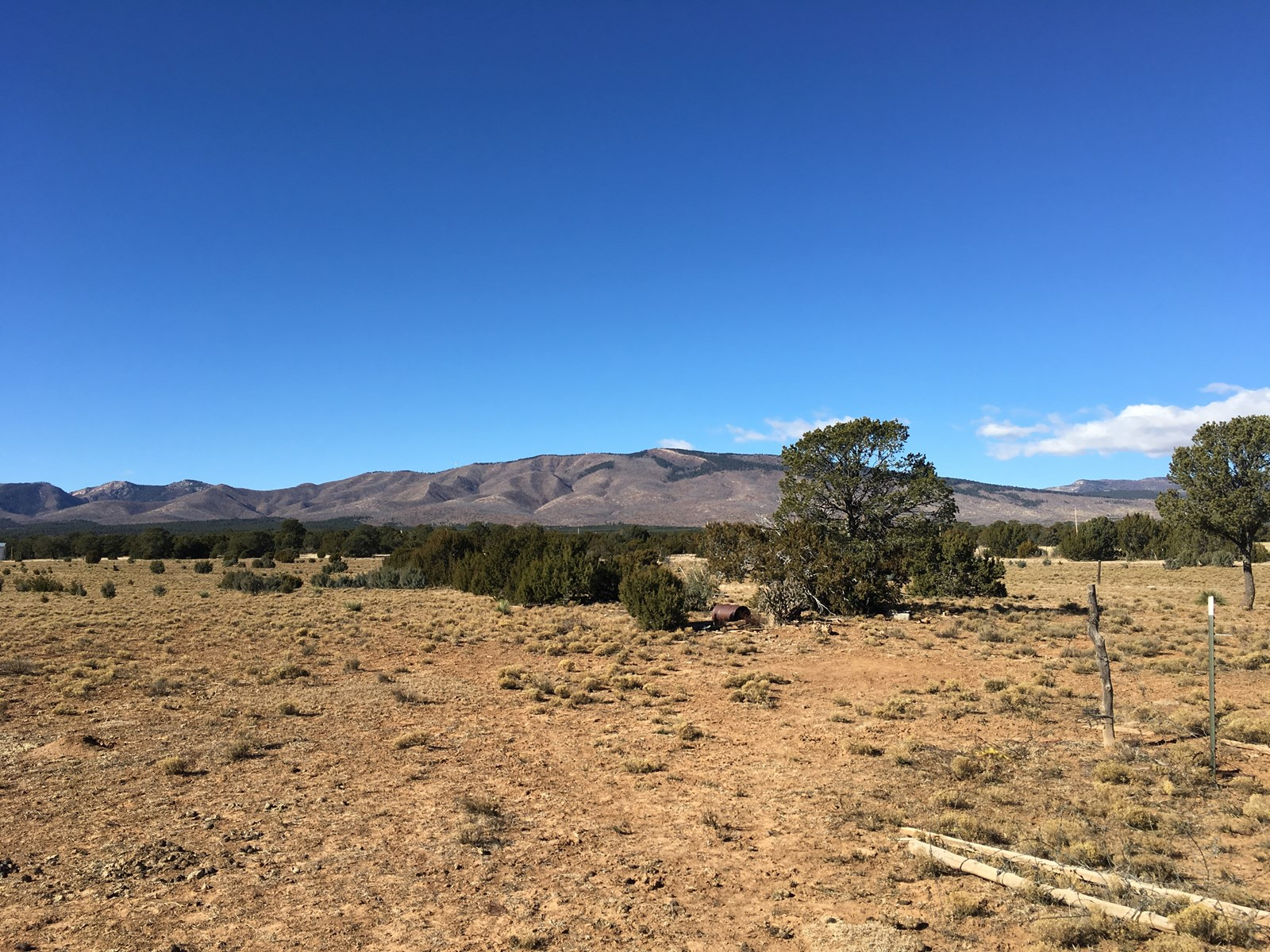 For Sale Manzano Mountain Home on Acreage Near Torreon NM