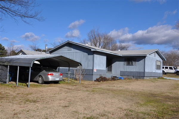 THREE BEDROOM HOME IN WISTER OKLAHOMA