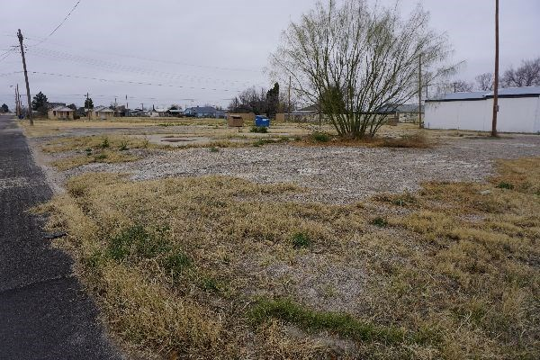 Heart of Fort Stockton, TX Commercial Lots (5) .37 Acres
