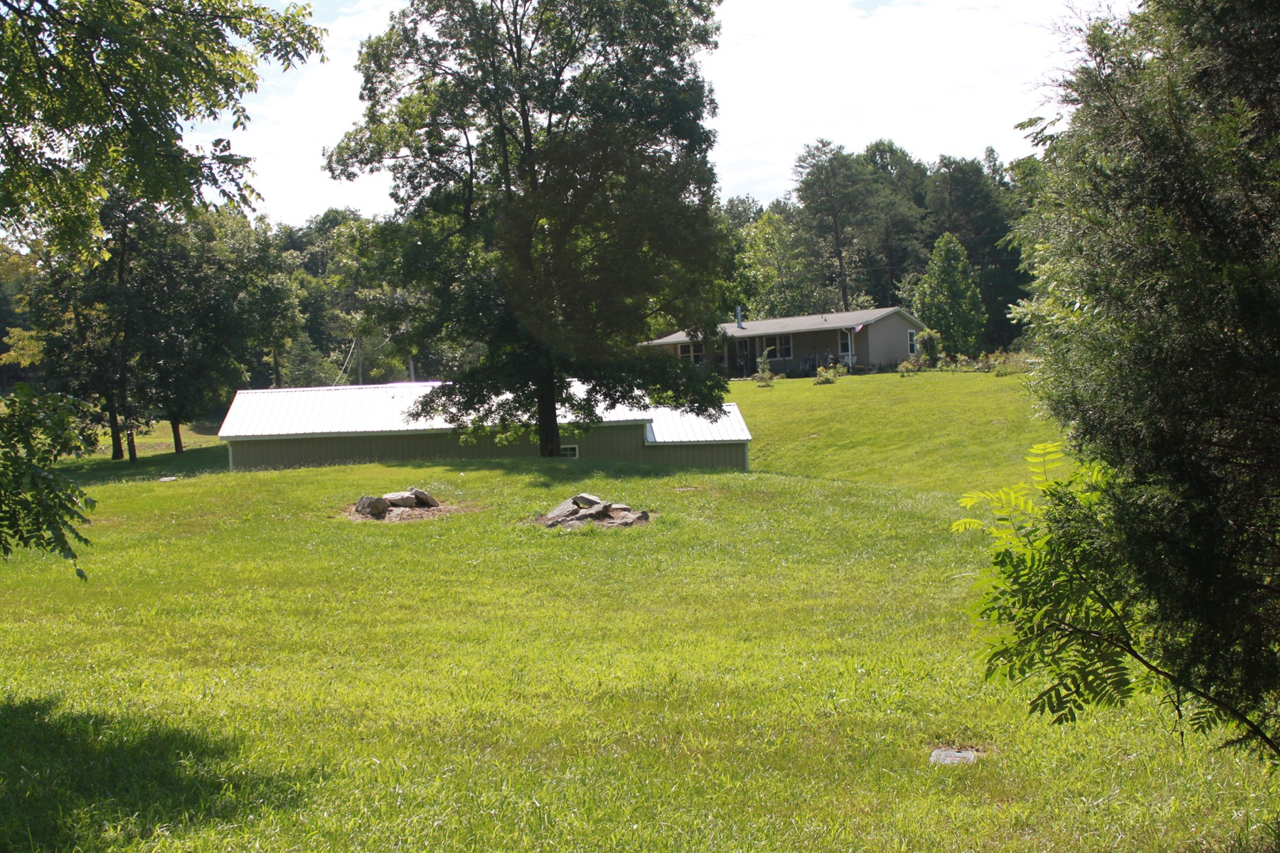 Country Home, Blueberry Farm & Hunting AcreageFor Sale in KY