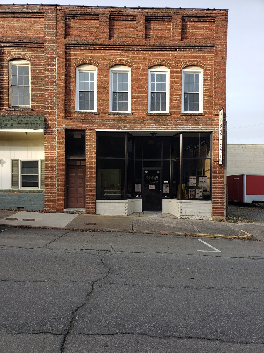 Commercial Property in Historic Downtown Galax VA.