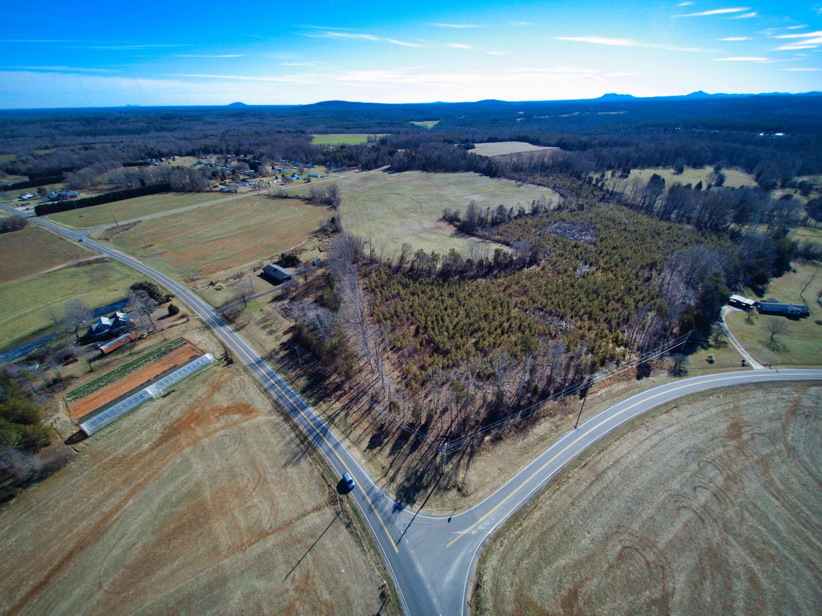 Acreage For Sale Near Lincolnton, NC