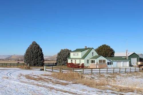 79 Acre Hay Farm, Northern Wyoming