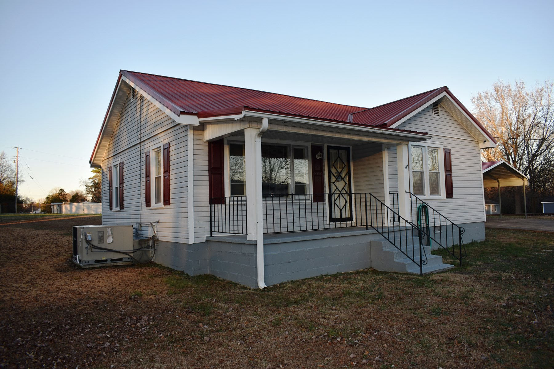 Well Maintained 2BR Home in Milan, TN - 100% Financing Area