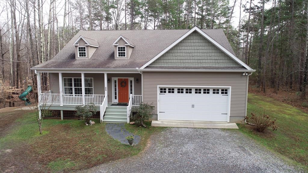 Move In Ready Home Only Minutes To Kerr Lake, VA