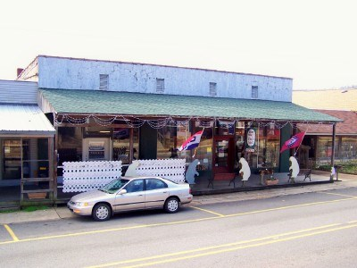 Hardy Arkansas Commercial Building For Sale