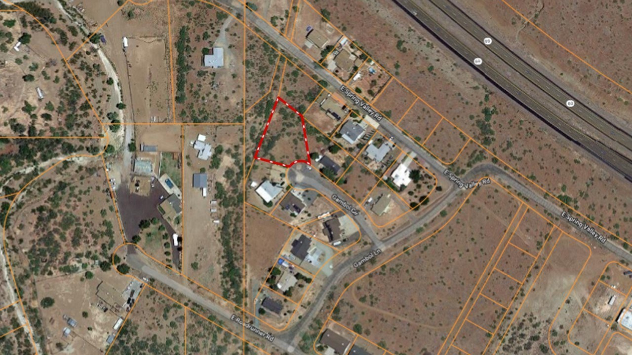 Building Lot in Town of Spring Valley, AZ