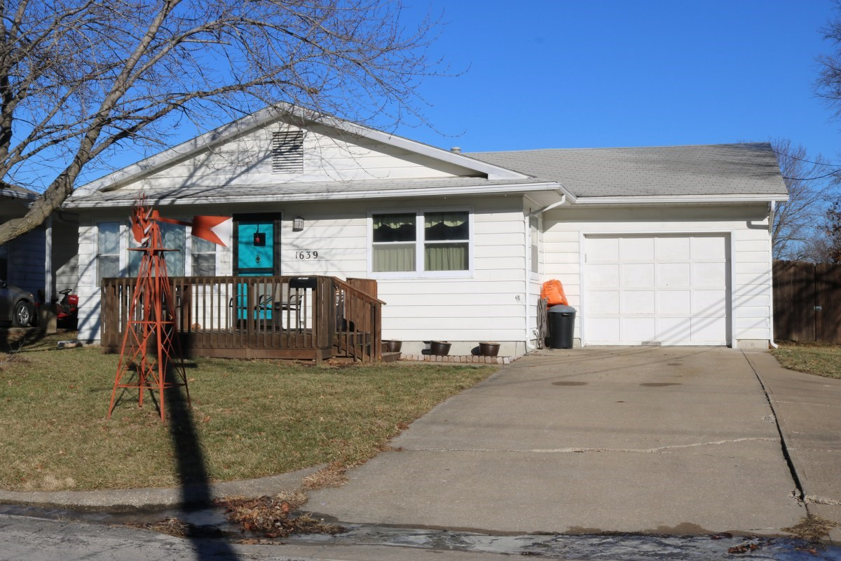 Quiet Street Living! Home For Sale! Chillicothe, MO