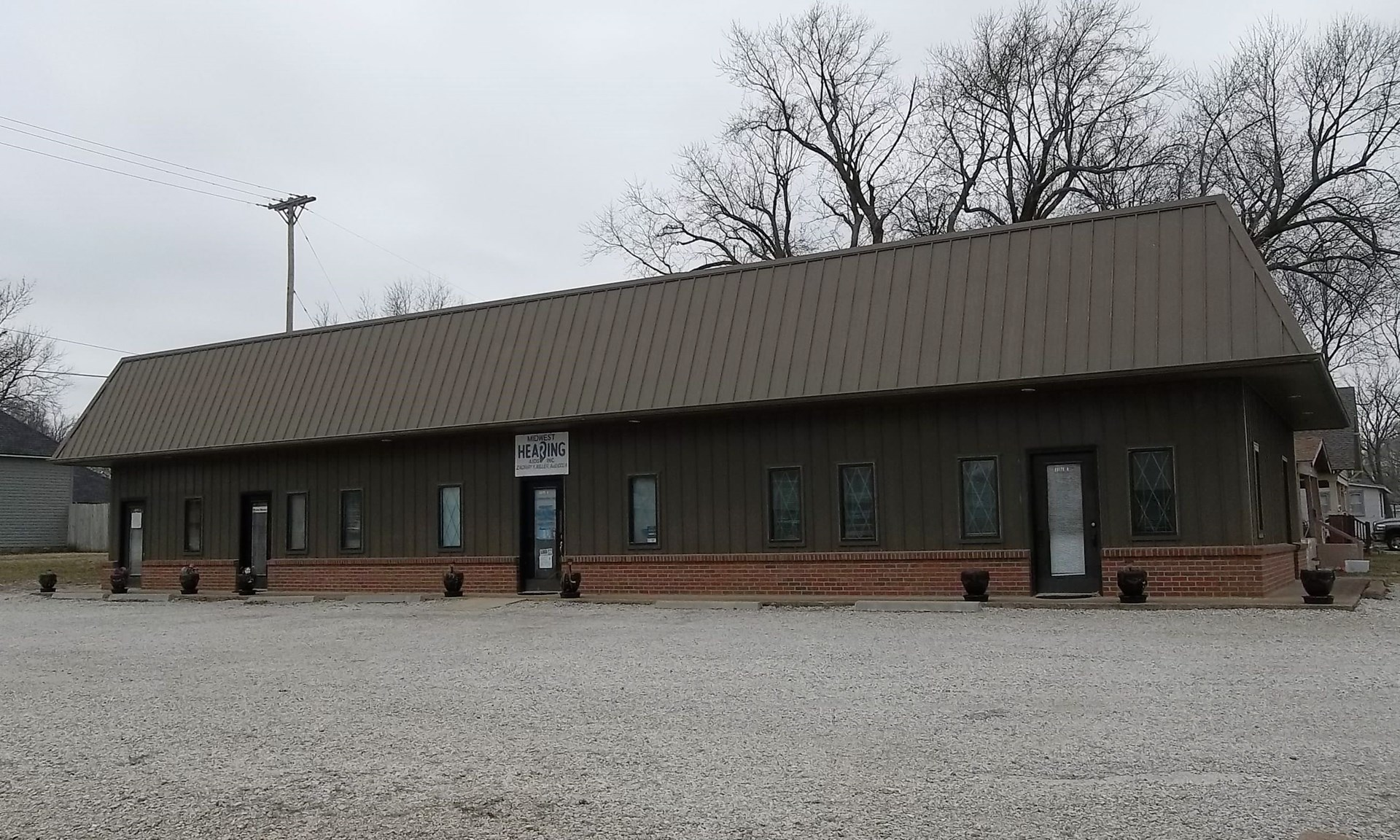 Commercial property for sale in Chanute KS