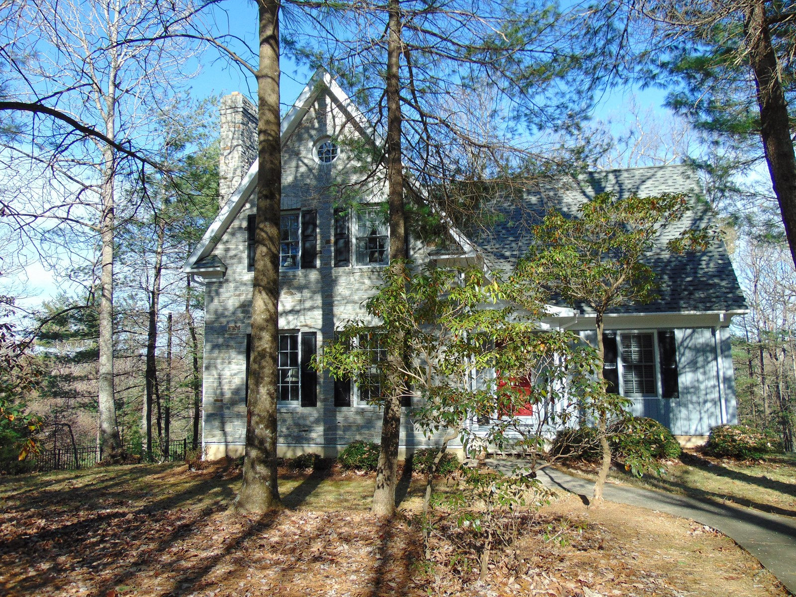 Striking Home in High Meadows at Roaring Gap, NC