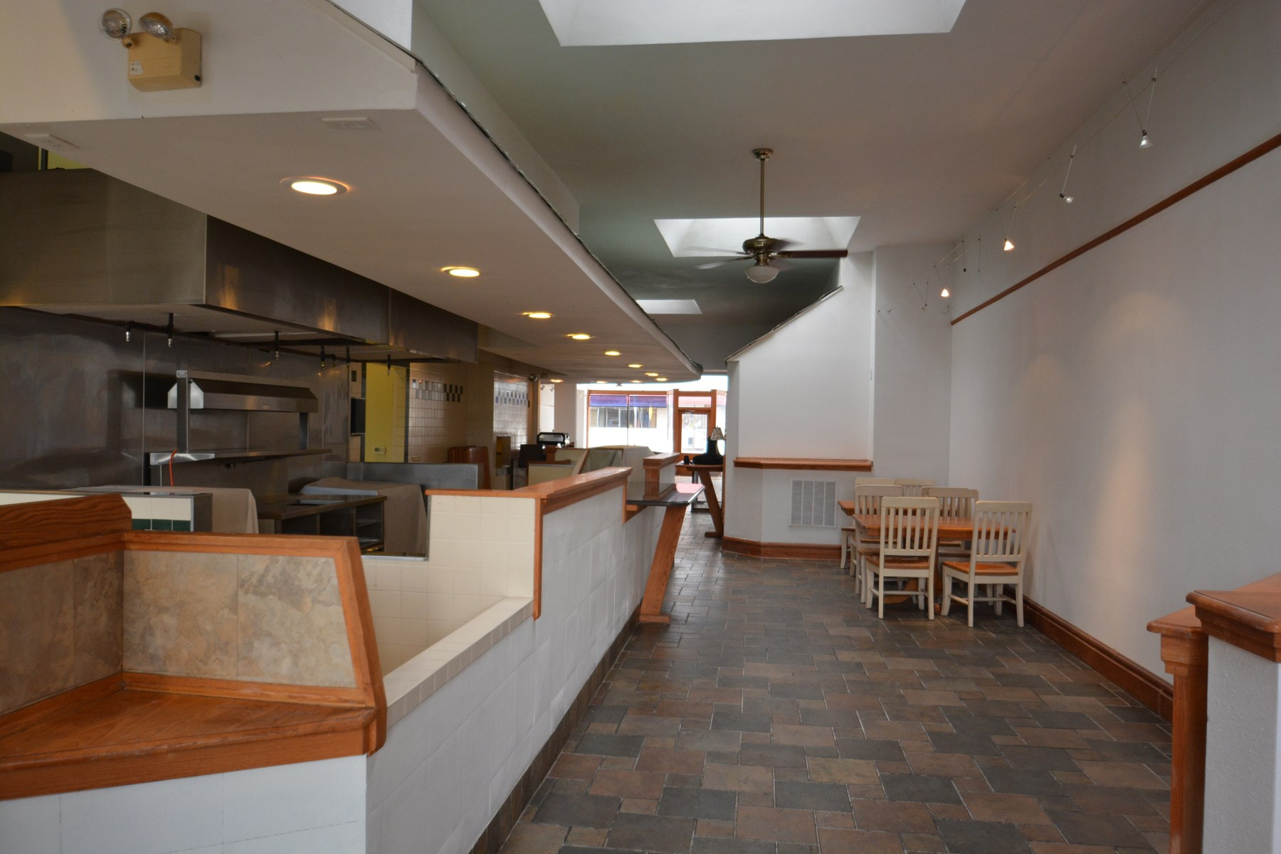 6,000 Sq. Ft. Restaurant/Commercial Space Available
