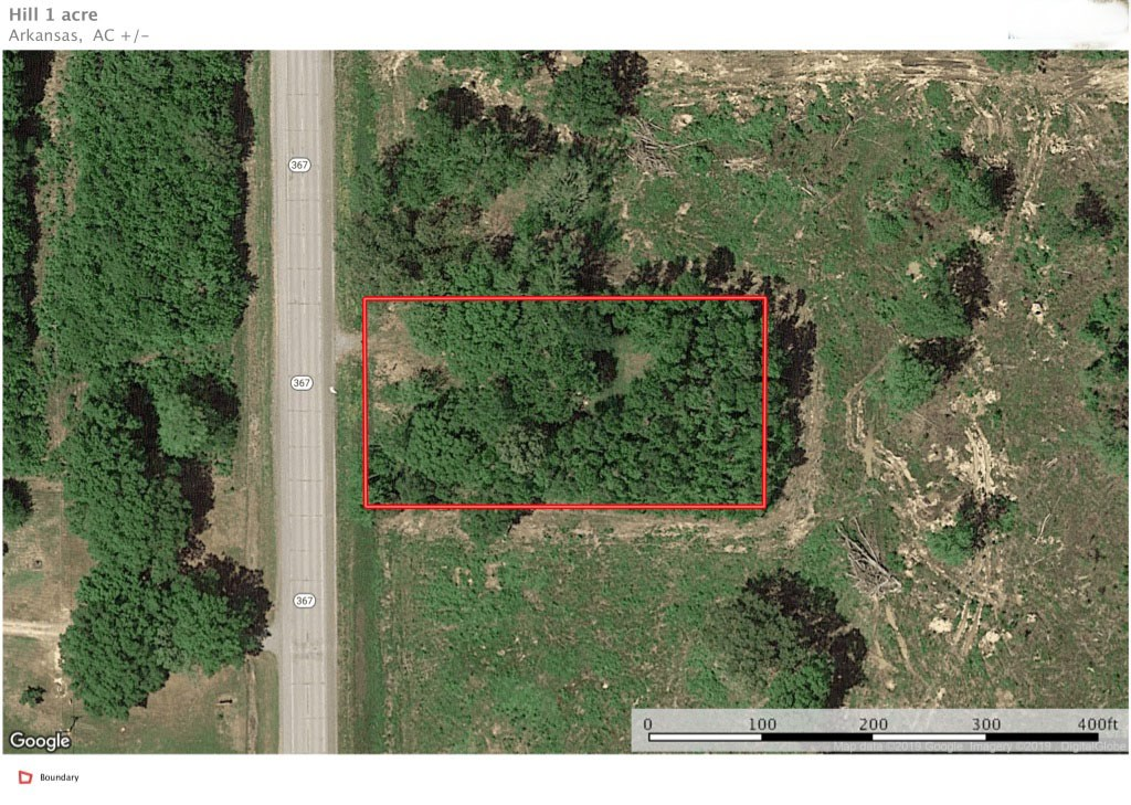Commercial Lot For Sale Near Searcy, Arkansas