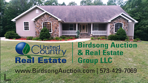 POPLAR BLUFF MO COUNTRY HOMES WITH ACREAGE HUNTING LAND