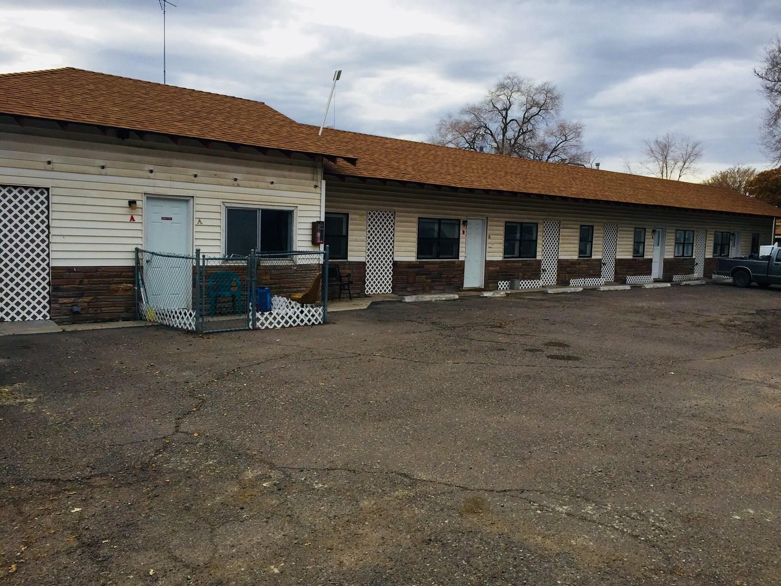 Investment property Lovelock NV formerly Sage Motel