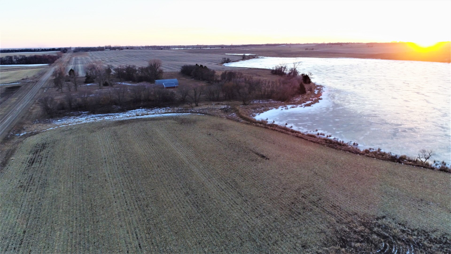 160+/- Acres in Kingsbury County South Dakota