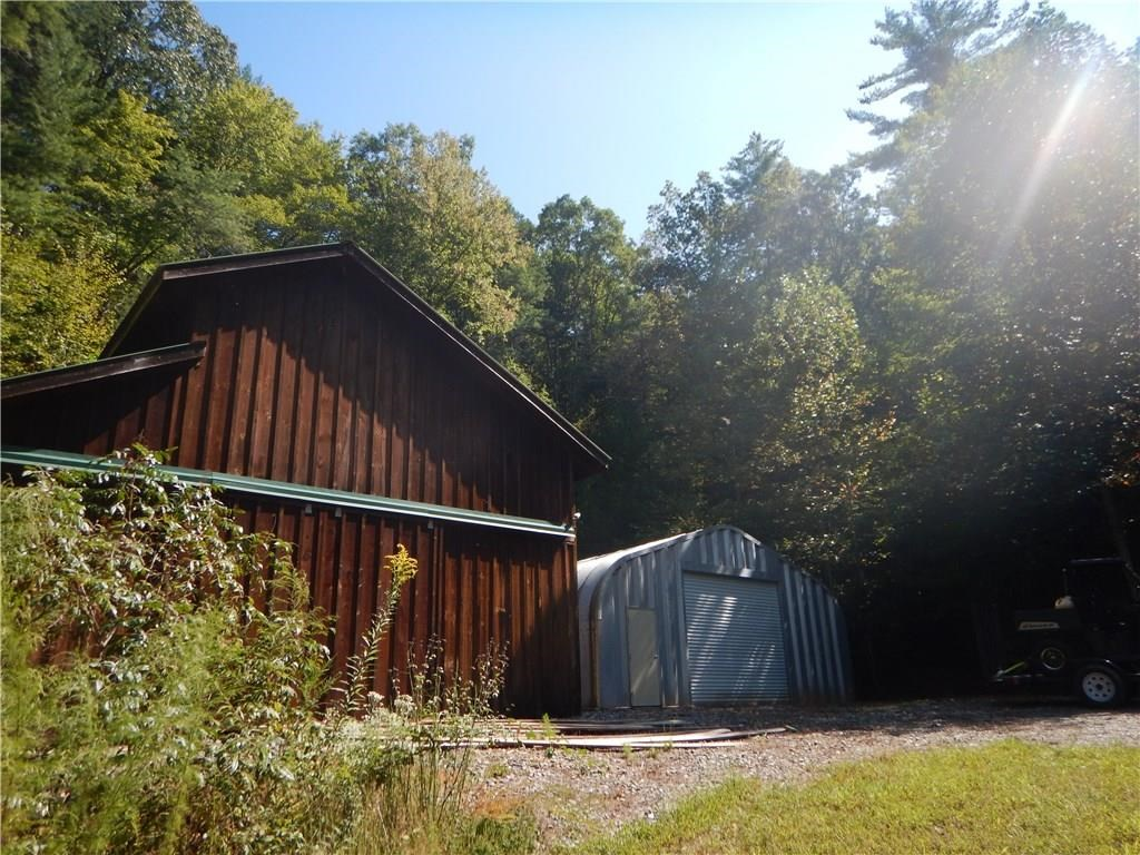 Mountain Property - Ellijay, GA - Gilmer County - 46.47 AC