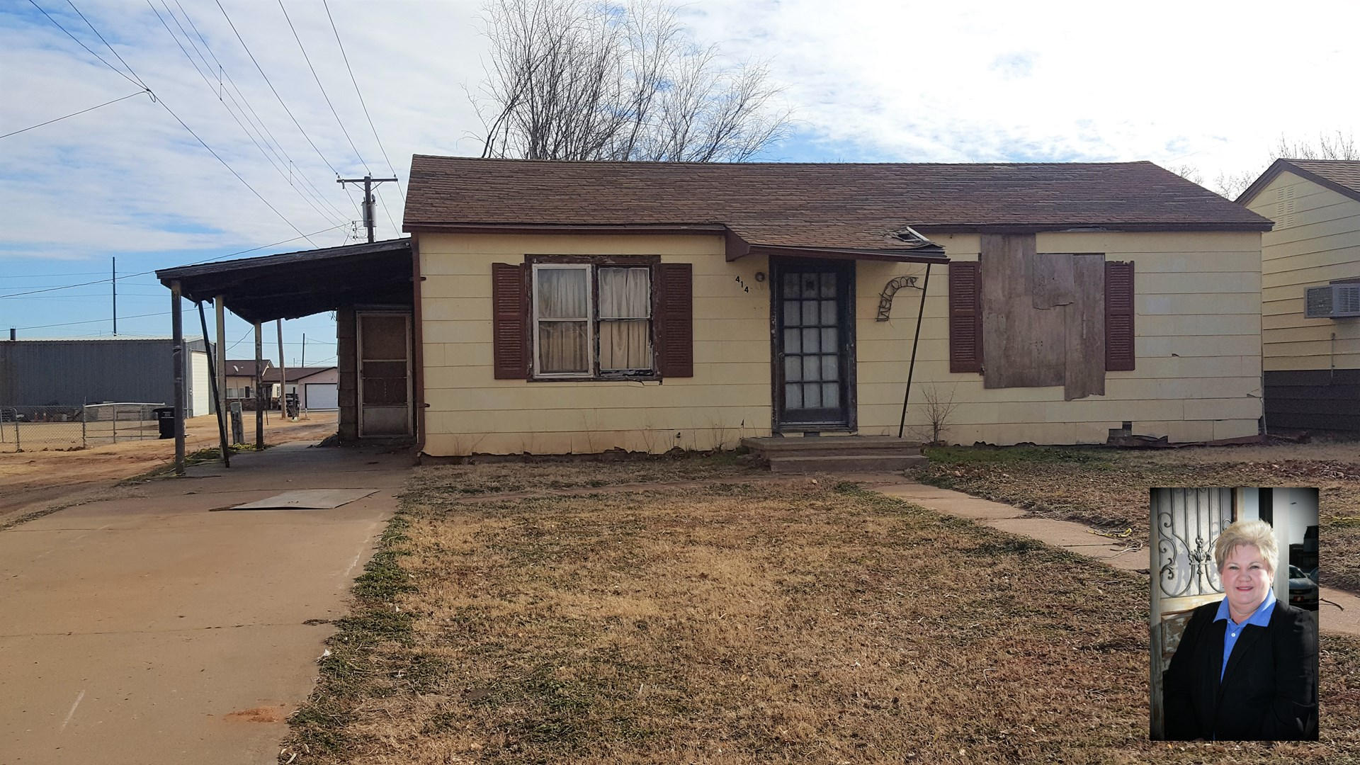 Fixer Upper for Sale in Alva, OK (Woods Co)