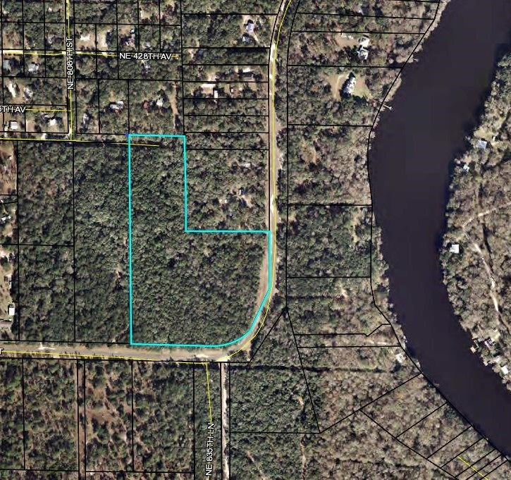15 Acres for Sale - Old Town, Dixie County, FL