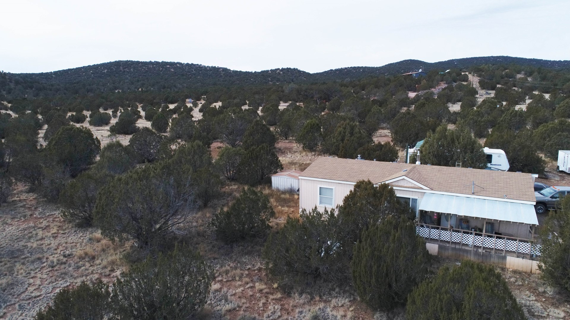 Seligman Home for Sale on Acreage