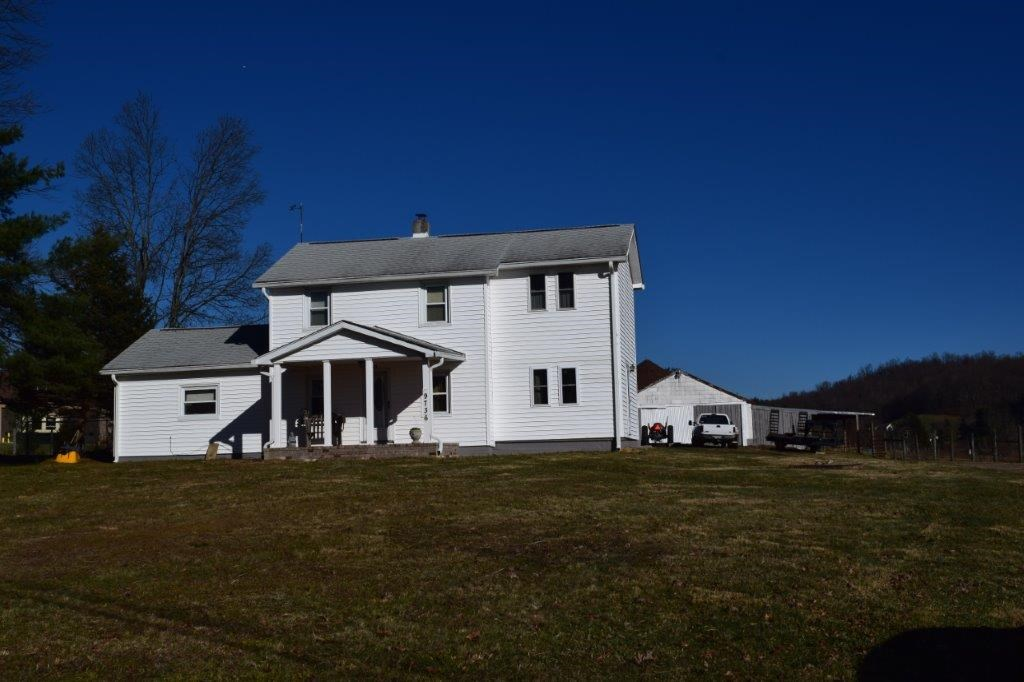 Roanoke VA Farmhouse for Sale!
