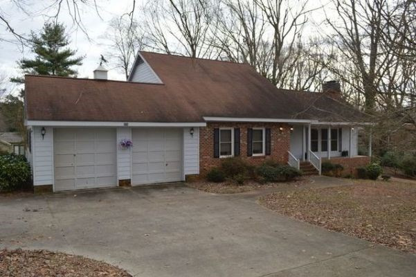 Home in Siler City Country Club, Chatham County