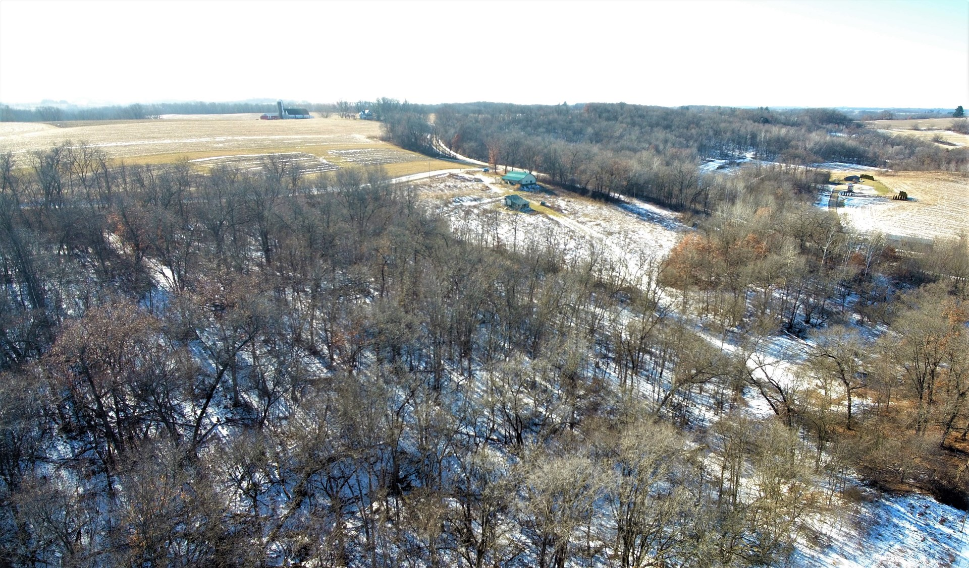"""""""Country Home or Hobby Farm"""" For Sale in SW Wisconsin"""