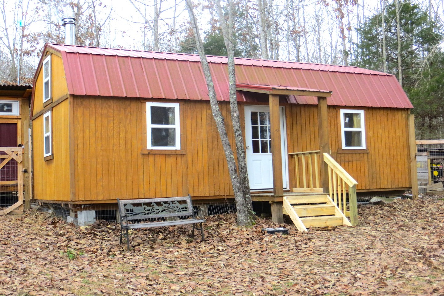 Cabin With Acreage for Sale in the Ozarks