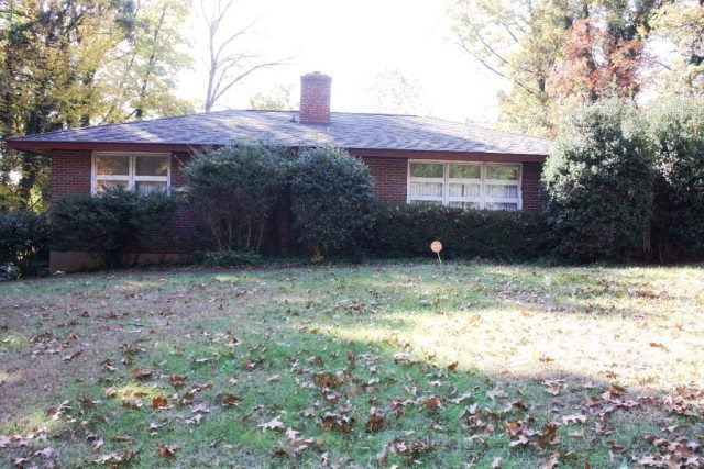 BRICK HOME LOCATED IN CITY OF MARTINSVILLE, VA