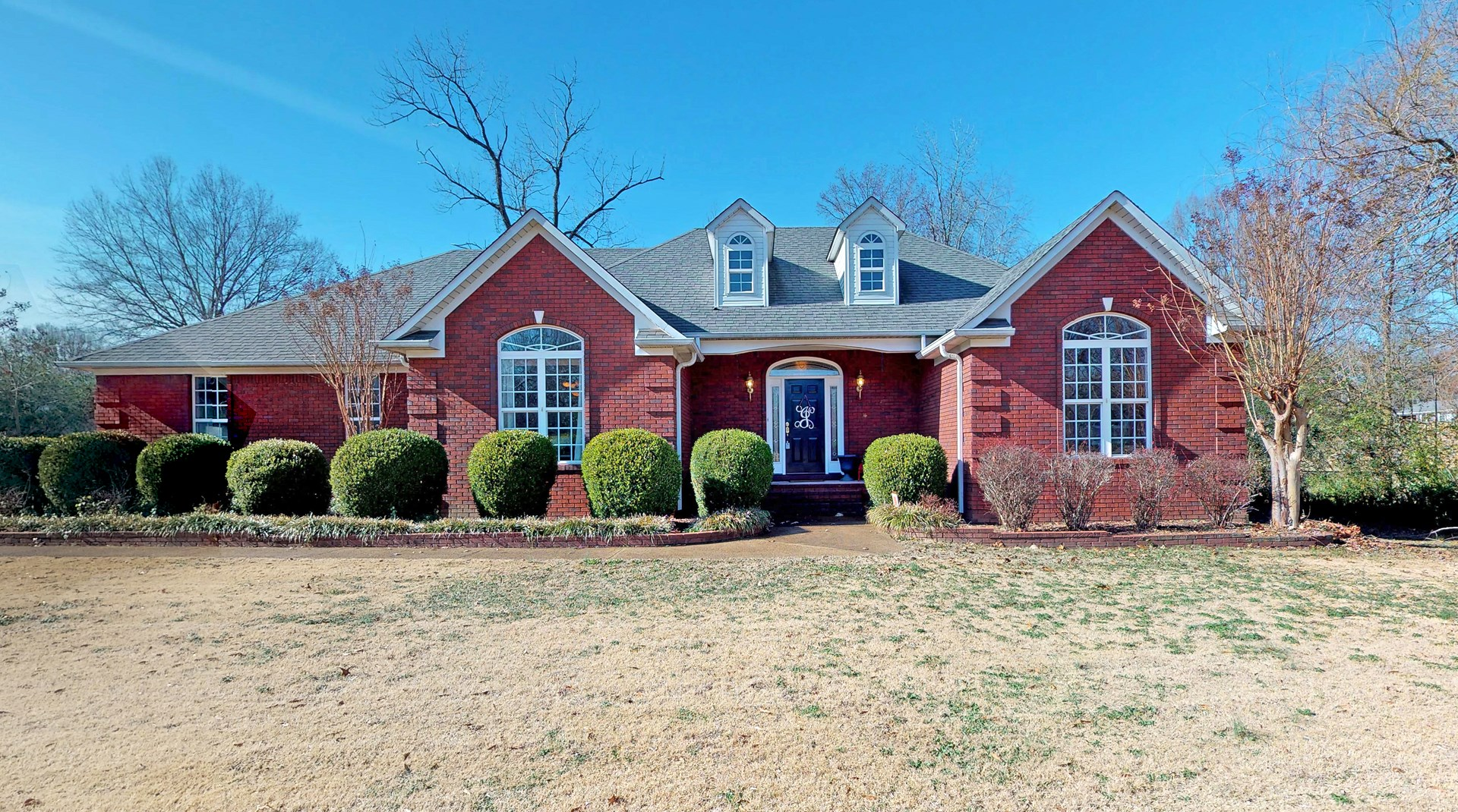 Brick Home on Corner Lot, Desirable Location in Milan, TN