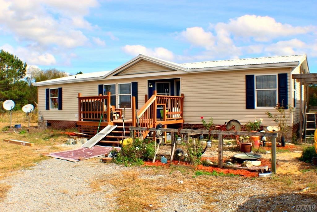 10 Acre Property W/ 3BDRM 2BTH in Camden, NC