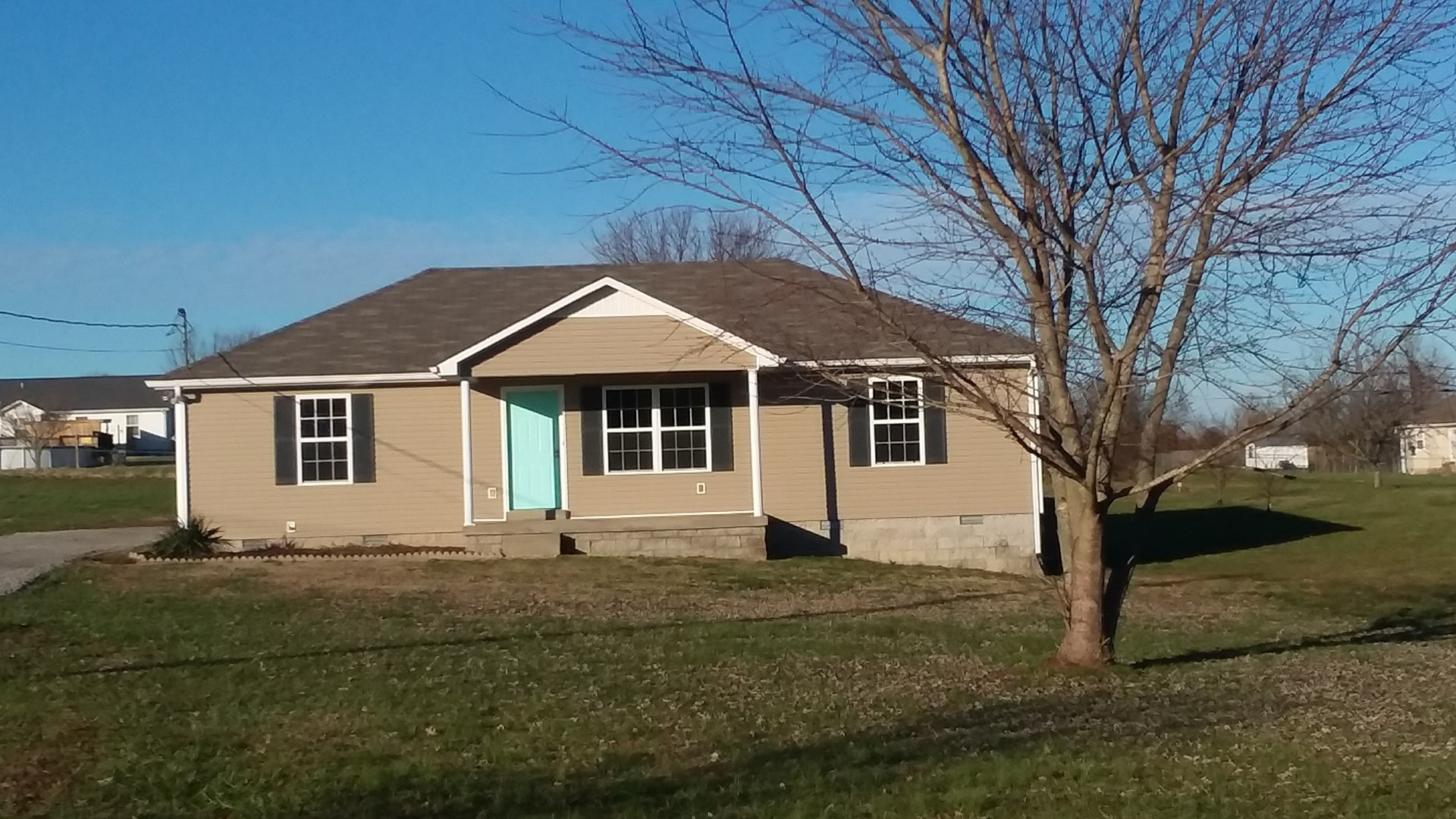 Lewisburg, Tennessee Marshall County Renovated Home For Sale