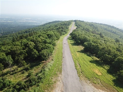 SCENIC OKLAHOMA HUNTING LAND FOR SALE