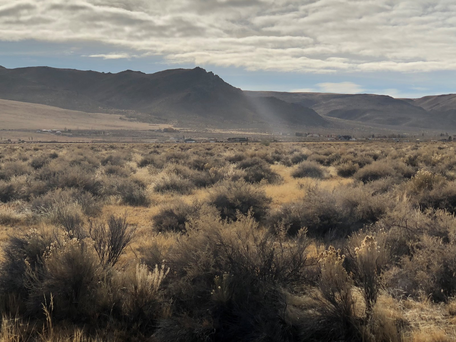 Vacant land for sale in NW Nevada near Reno, 37+ acres