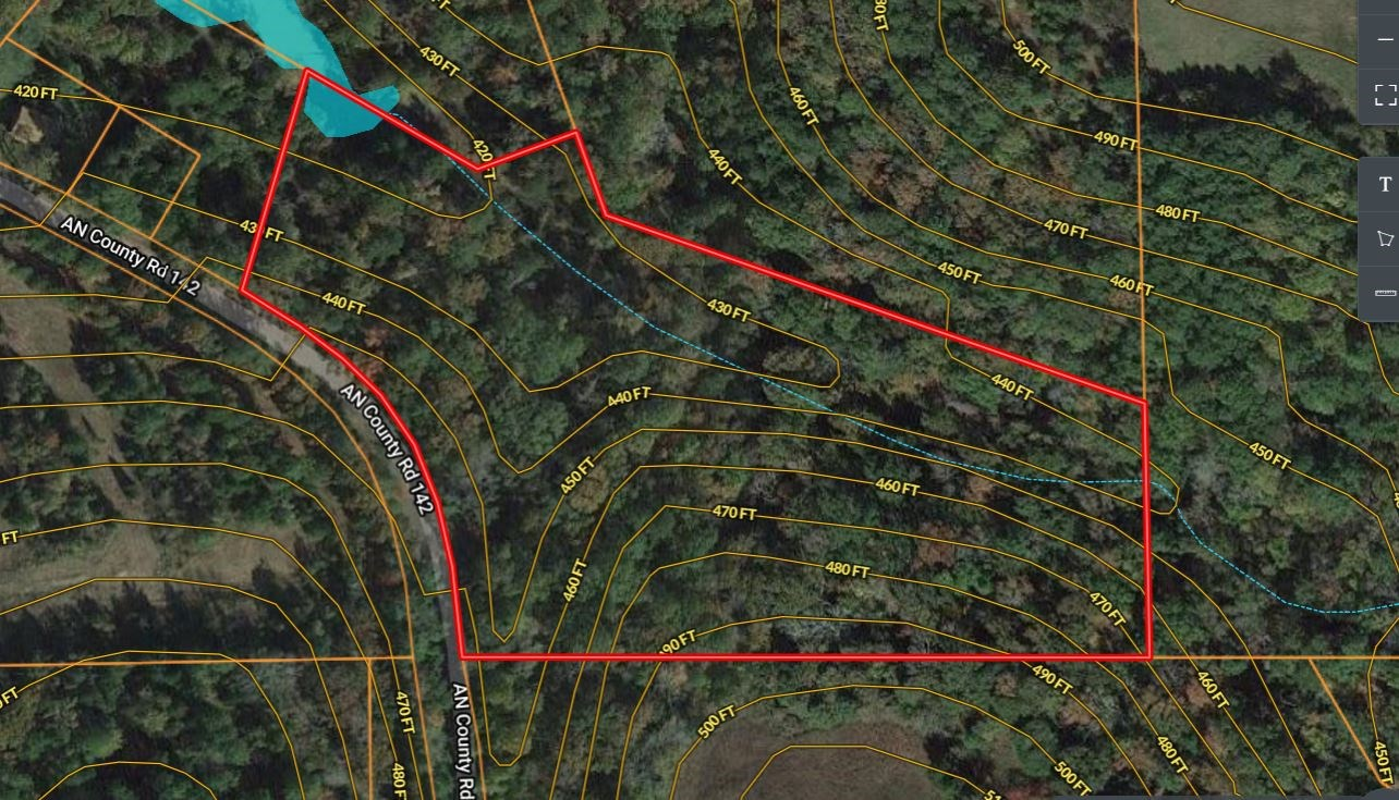 LAND FOR SALE IN ANDERSON COUNTY