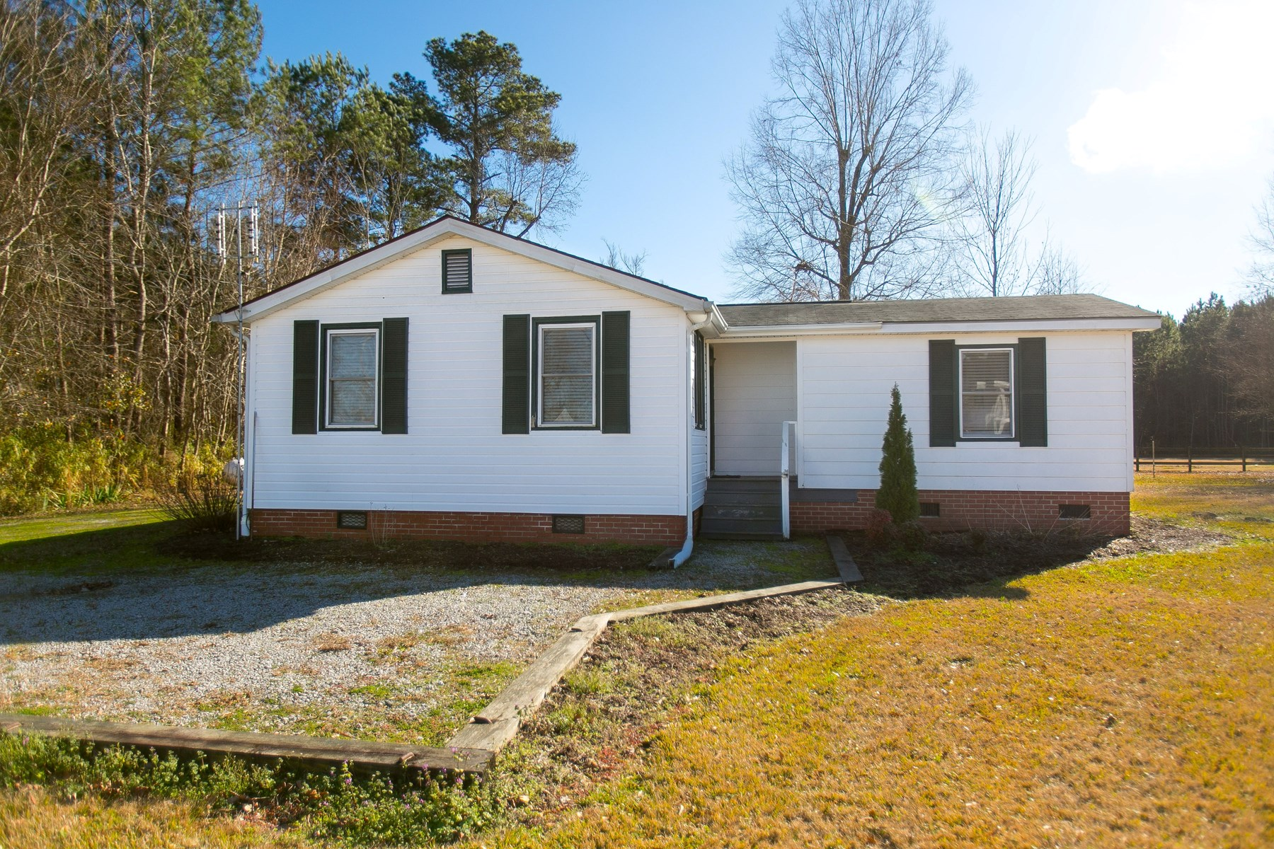 EDENTON, NC BUNGALOW LOCATED CLOSE TO DOWNTOWN
