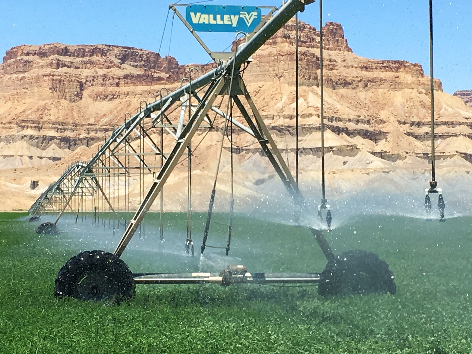 Utah ranch for sale, farm for sale irrigated acreage hemp