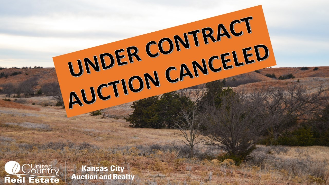 Online Only Auction Kansas Hunting Ranch Land and Minerals