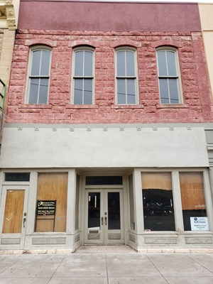 HISTORIC DOWNTOWN SAN ANGELO, TEXAS COMMERCIAL BUILDING