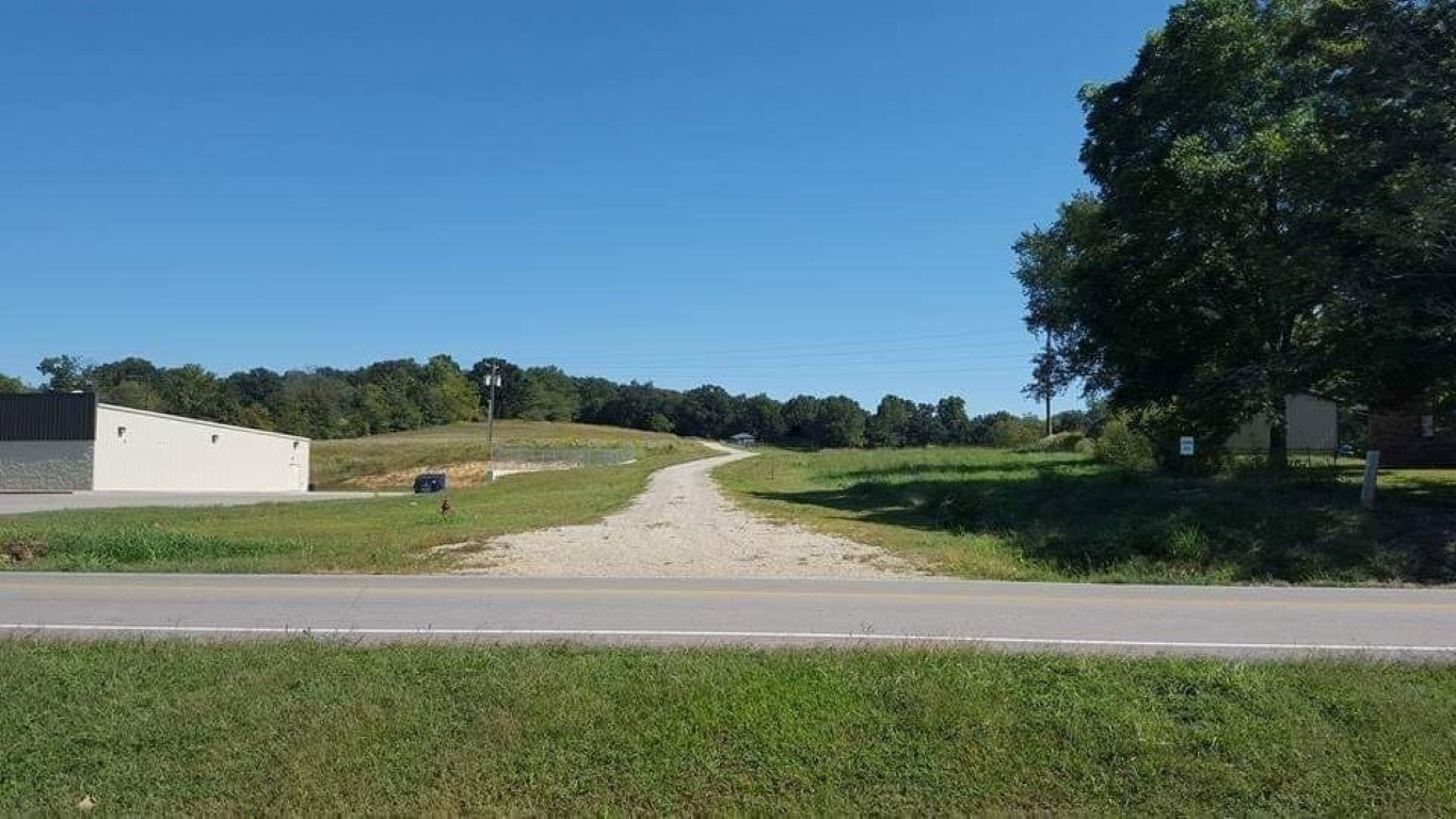 Marble Hill Missouri Investment Land For Sale