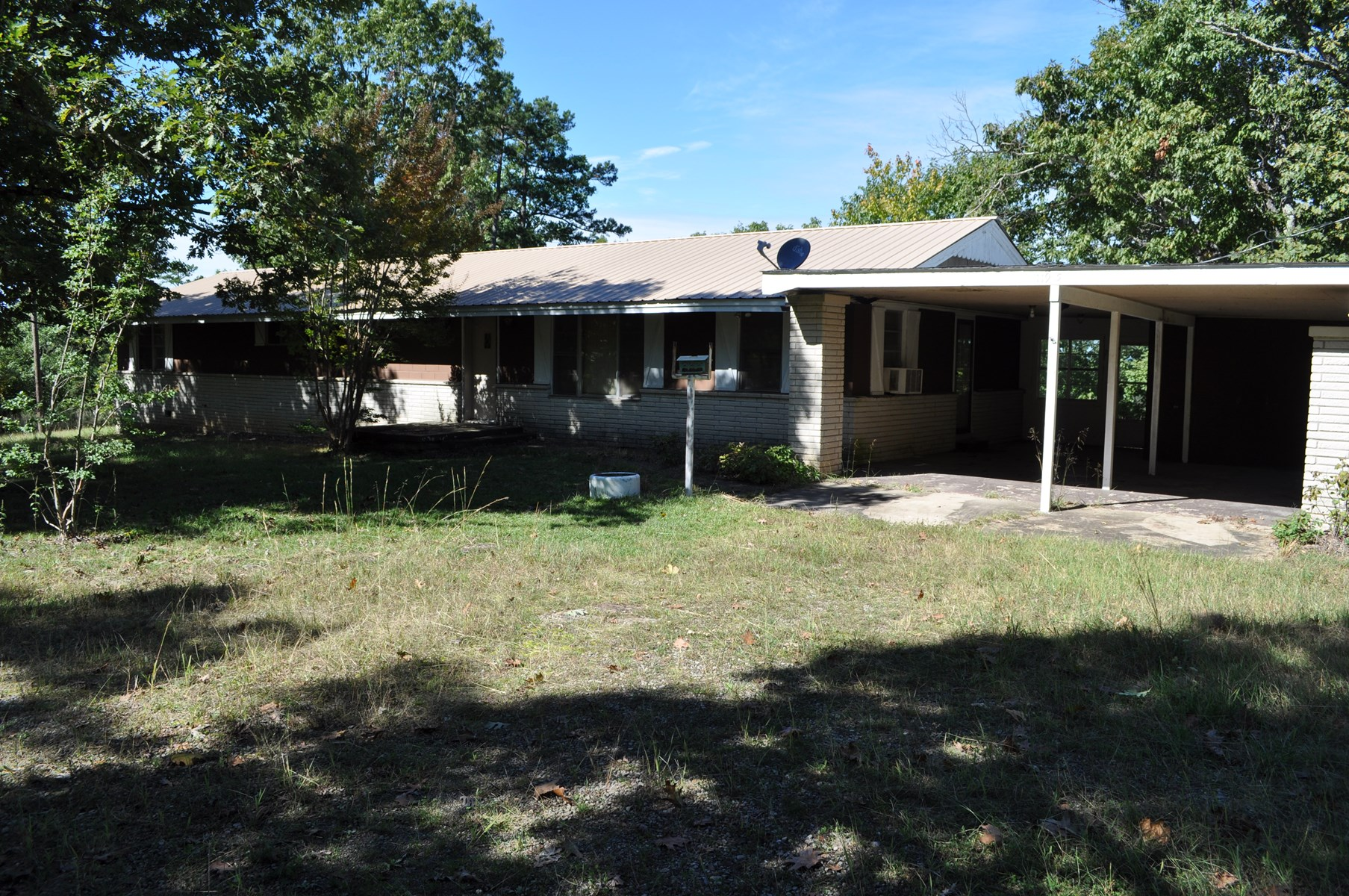 Foreclosed Country Home with Acreage For Sale!!