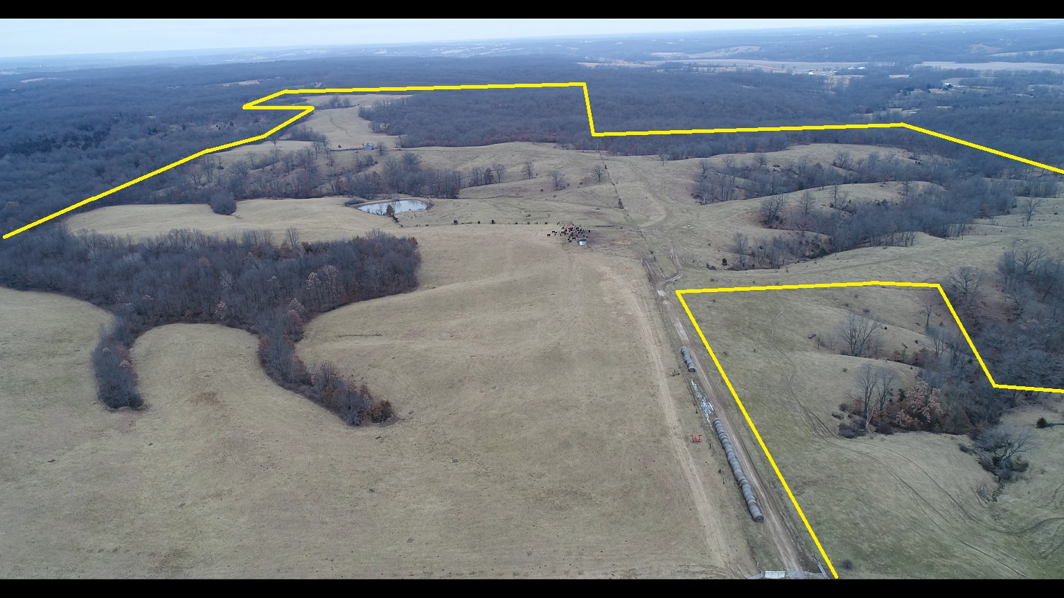 NORTHERN MISSOURI PASTURE LAND FOR SALE, MO HUNTING LAND