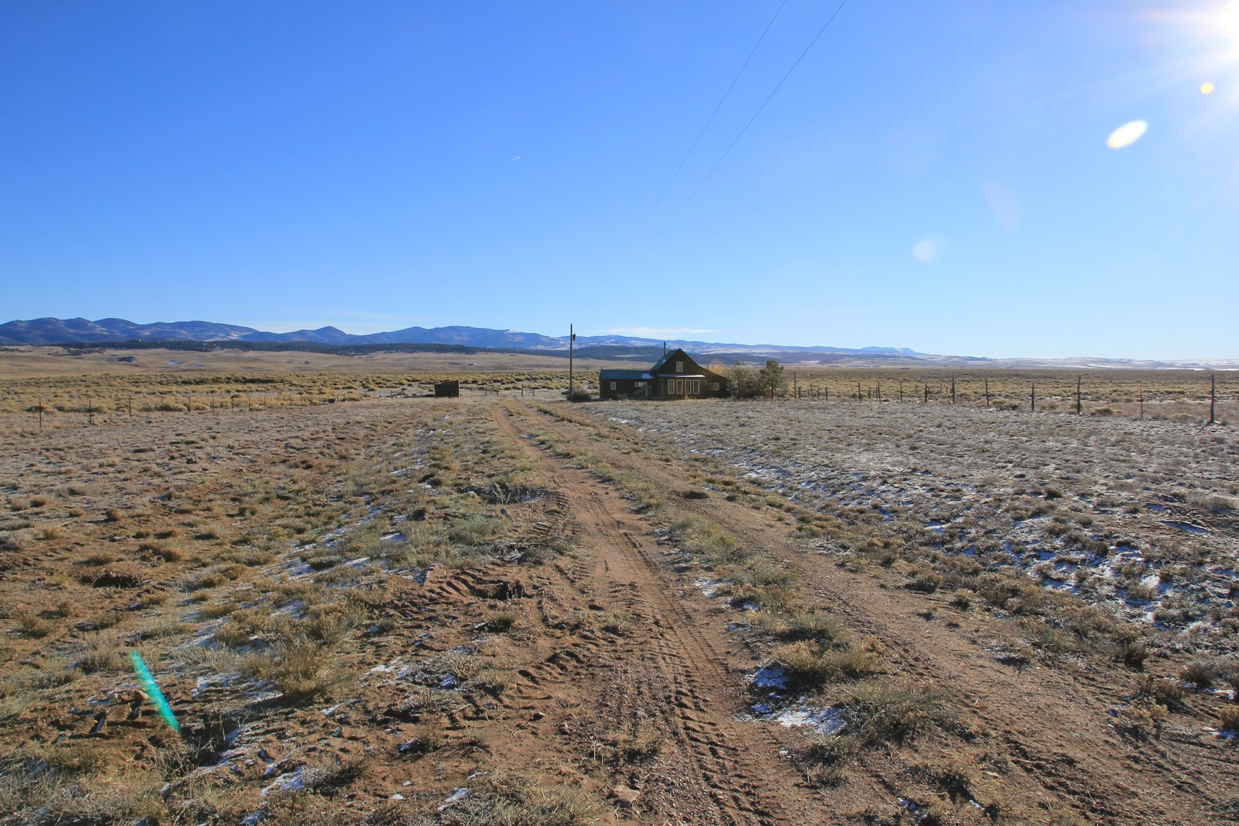 160 +/- Acres Westcliffe Custer County Farm and Ranch Land