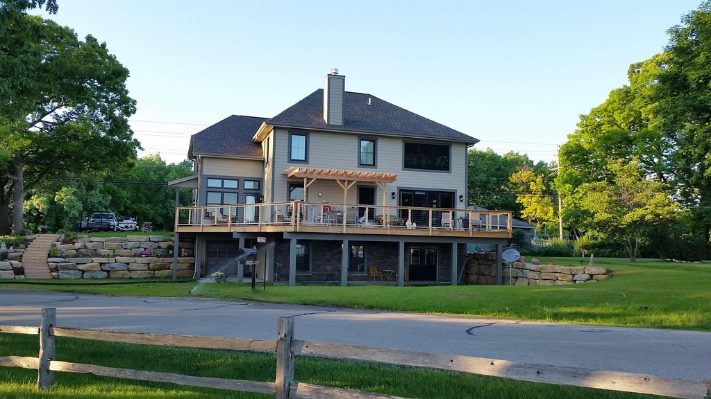 New Lakefront Home for sale in Lake Mills, WI - Rock Lake