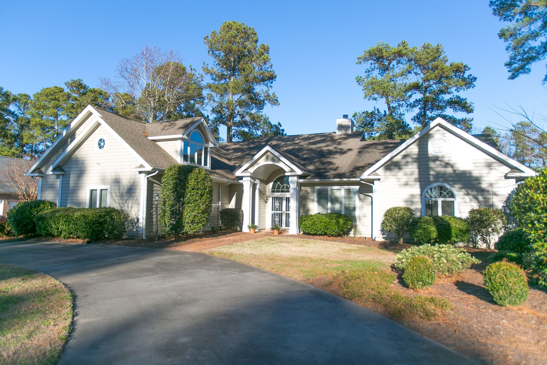 HERTFORD, NC GOLF COURSE HOME-CLOSE TO DEEP WATER MARINA
