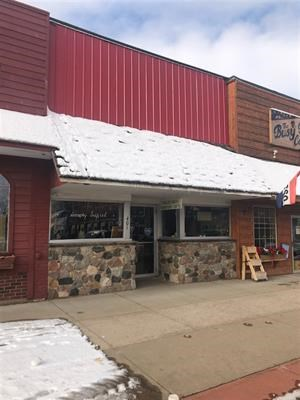 Commercial Storefront Building for Sale in Manawa, WI