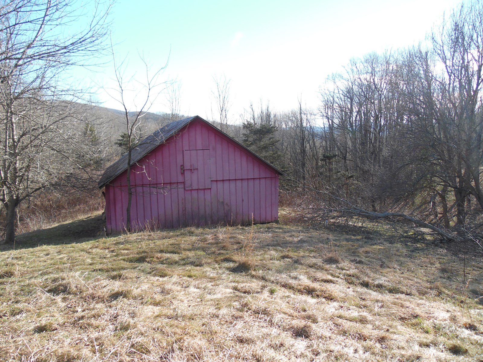 Property with over 950 Feet of Creek Frontage in Blue Ridge