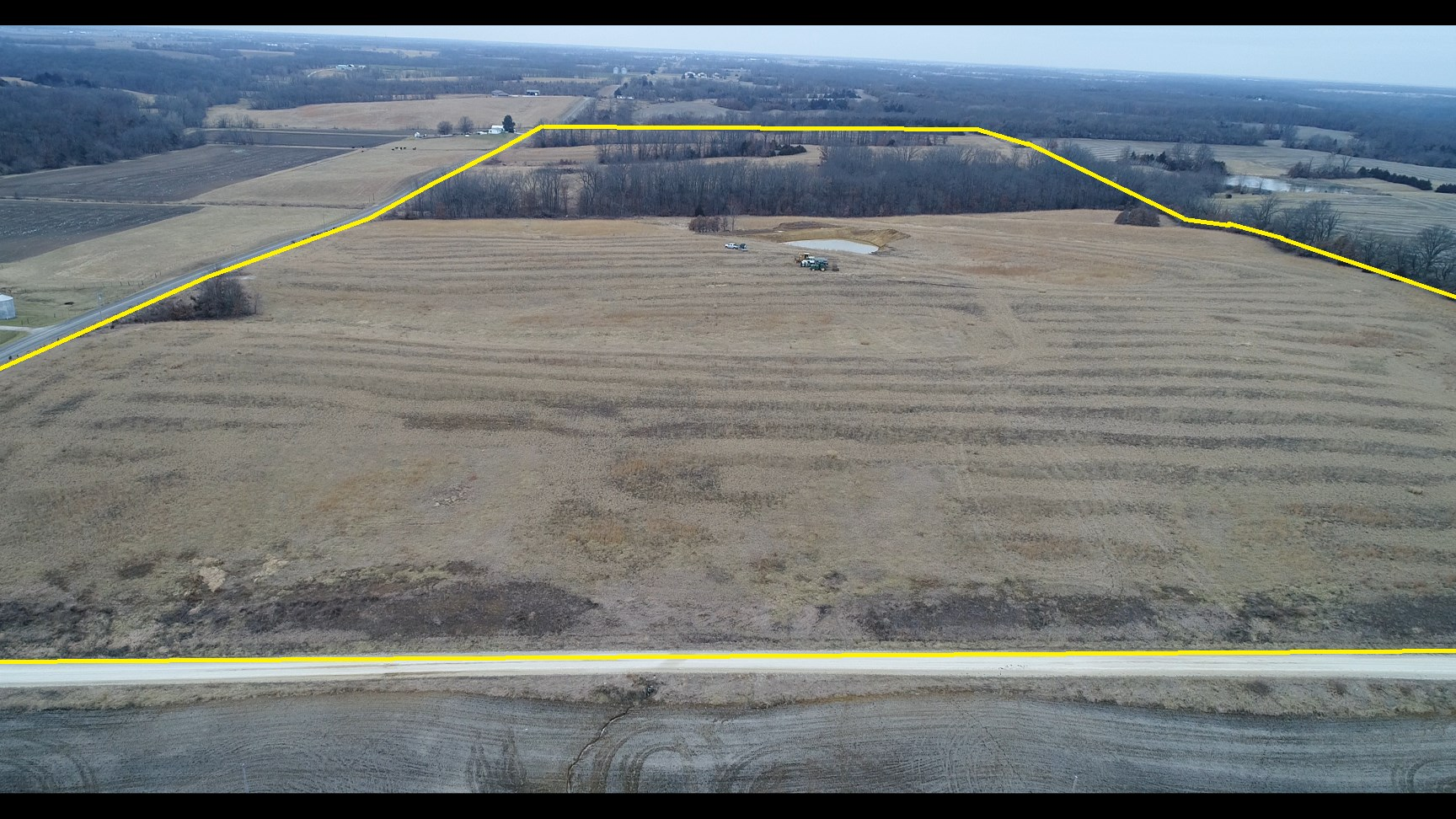 MO LAND FOR SALE, RECREATIONAL HUNTING LAND, HAY GROUND